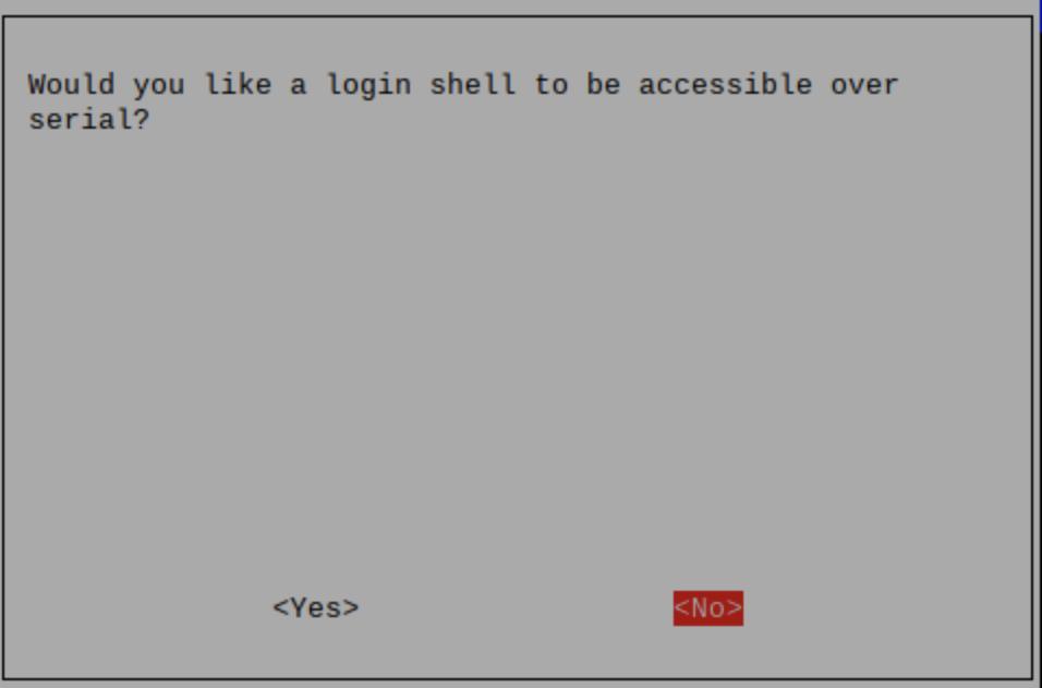 تنظیمات p6serial در سیستم عامل رزبین - دیجی اسپارک