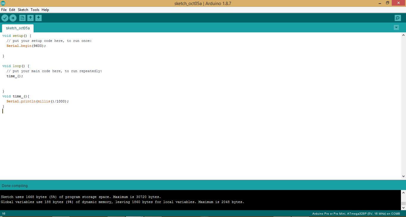 نرم افزار آردوینو Arduino IDE - دیجی اسپارک