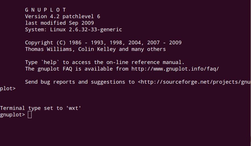 نرم افزار GNuplot برای ترسیم نمودار اینترنت اشیا - دیجی اسپارک