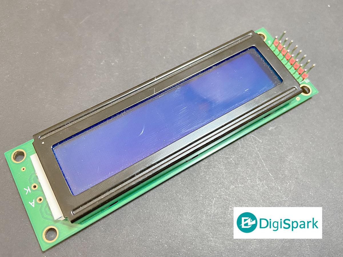 ال سی دی 2x20 کاراکتری LCD - دیجی اسپارک