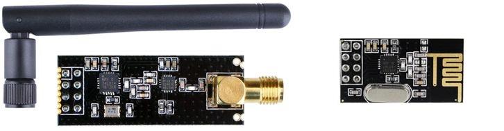 انواع برد NRF24L01 - دیجی اسپارک