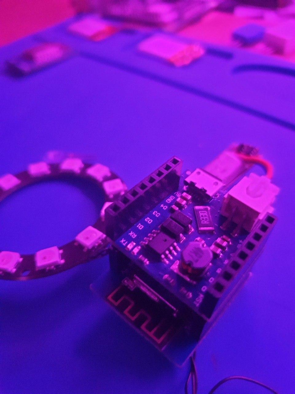تشخیص حملات به شبکه وای فای با برد wemos D1 mini - دیجی اسپارک