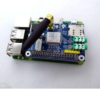 اتصال شیلد سیم کارت Sim800C مخصوص رزبری پای - دیجی اسپارک