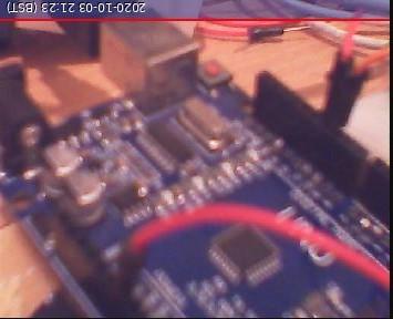 نمونه تصویر گرفته شده با دوربین رزبری پای Raspberry pi Camera - دیجی اسپارک