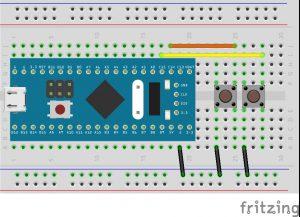 اتصالات مدار در آموزش EXTI
