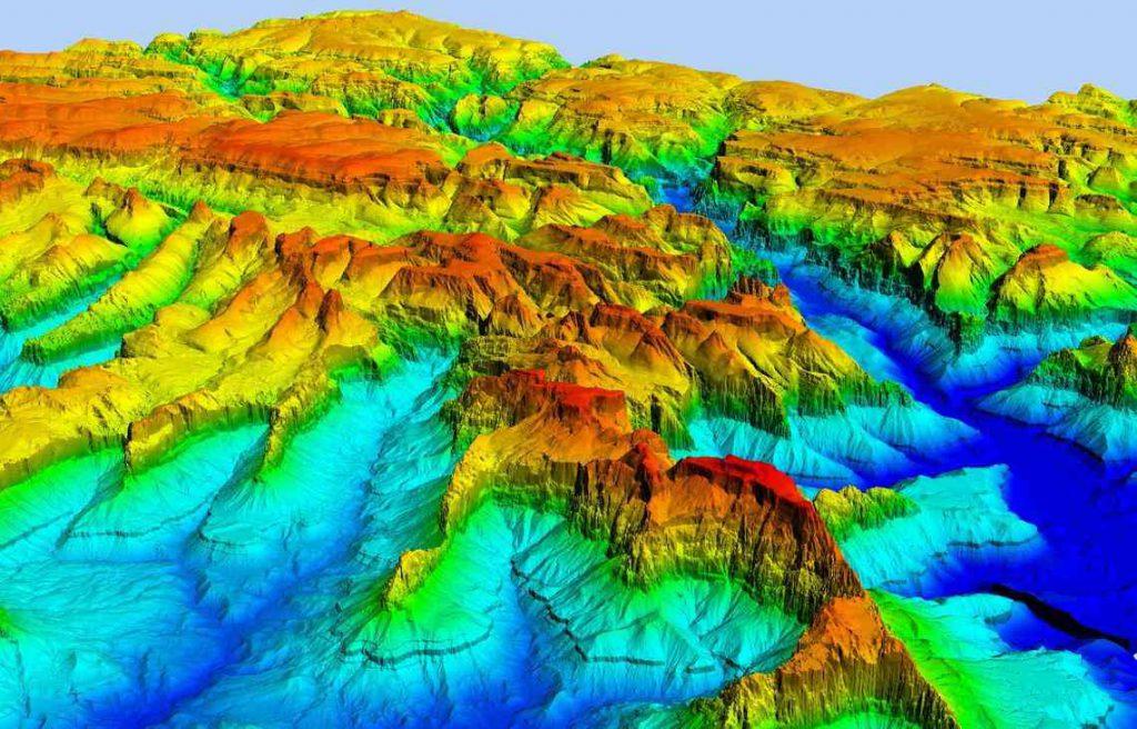 نمودار مسیر حرکت GPS در رزبری پای - دیجی اسپارک