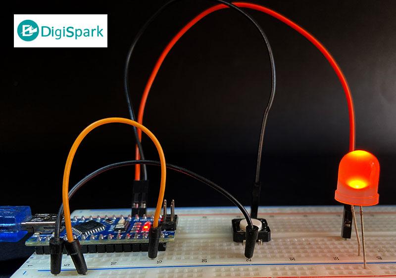 آموزش ساخت چراغ مطالعه با آردوینو - دیجی اسپارک