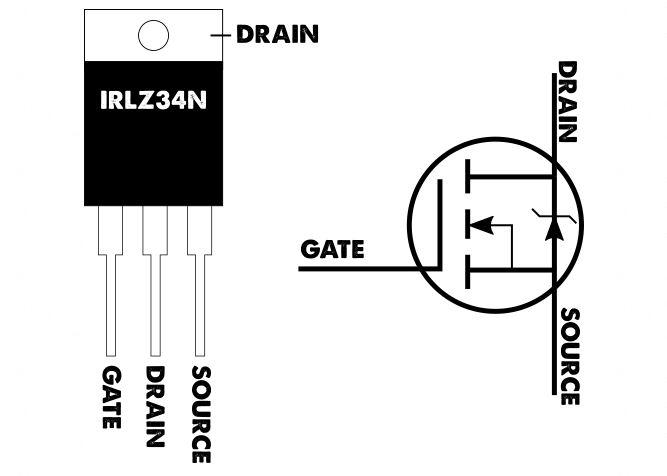 استفاده از ماسفت برای حفاظت مدار - دیجی اسپارک