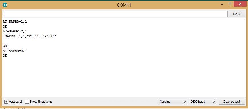 دستورات AT Command بررسی اتصال اینترنت ماژول سیم کارت SIm800 - دیجی اسپارک