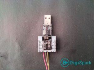 ماژول وای فای ESP8266-12 با پروگرامر USB - دیجی اسپارک