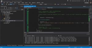 نرم افزار ویژوال استودیو و زبان #C - دیجی اسپارک