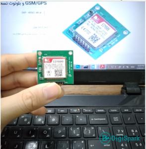 ماژول سیم کارت SIM808 - دیجی اسپارک