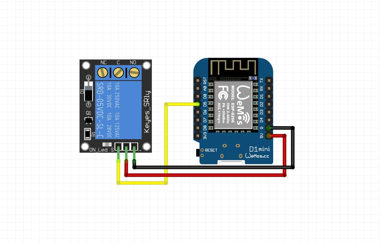 شماتیک کنترل وسایل برقی با پروتکل ESP-Now - دیجی اسپارک
