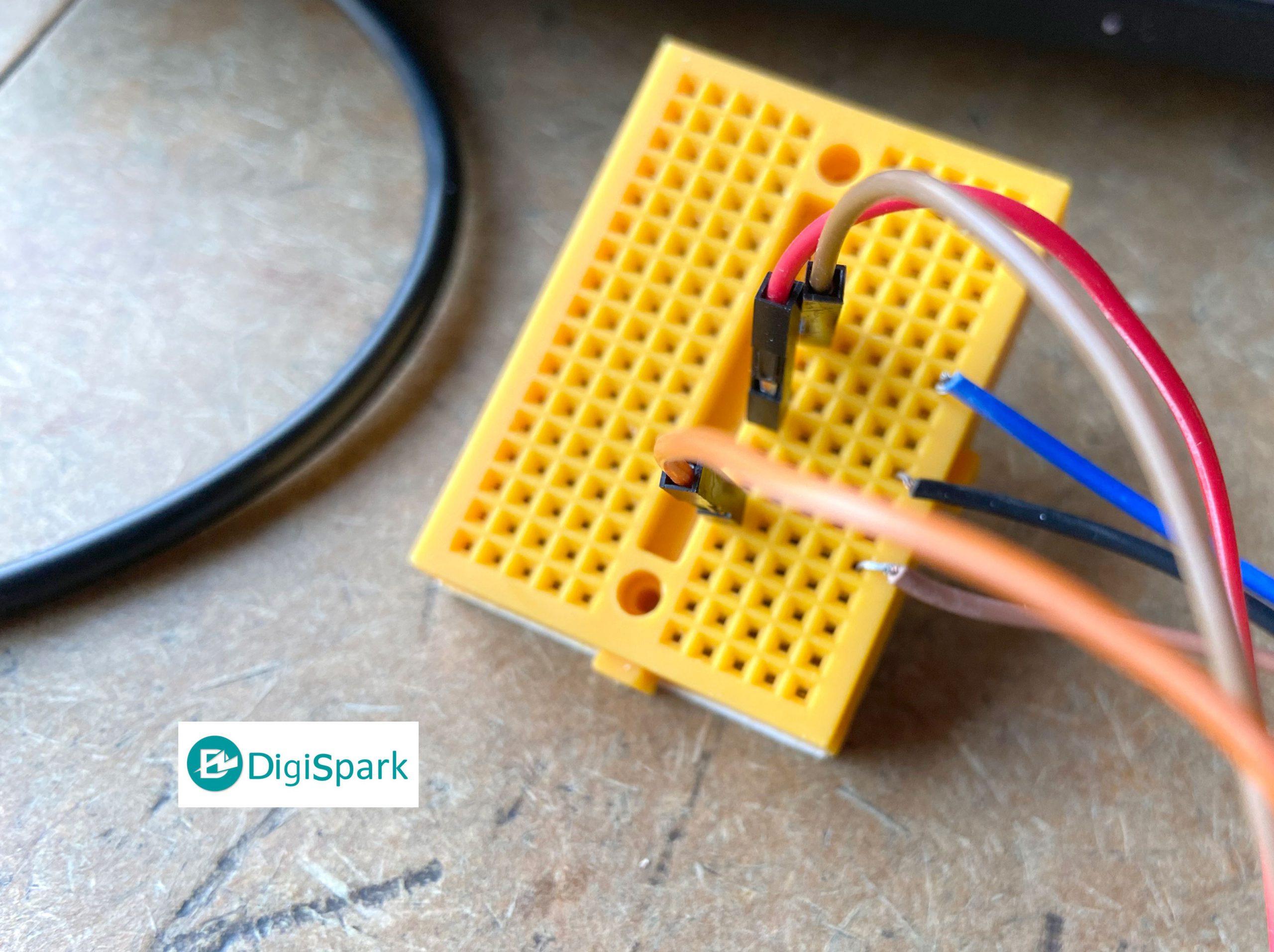 اتصالات سنسور مادون قرمز در پروژه افراد شمار IoT - دیجی اسپارک