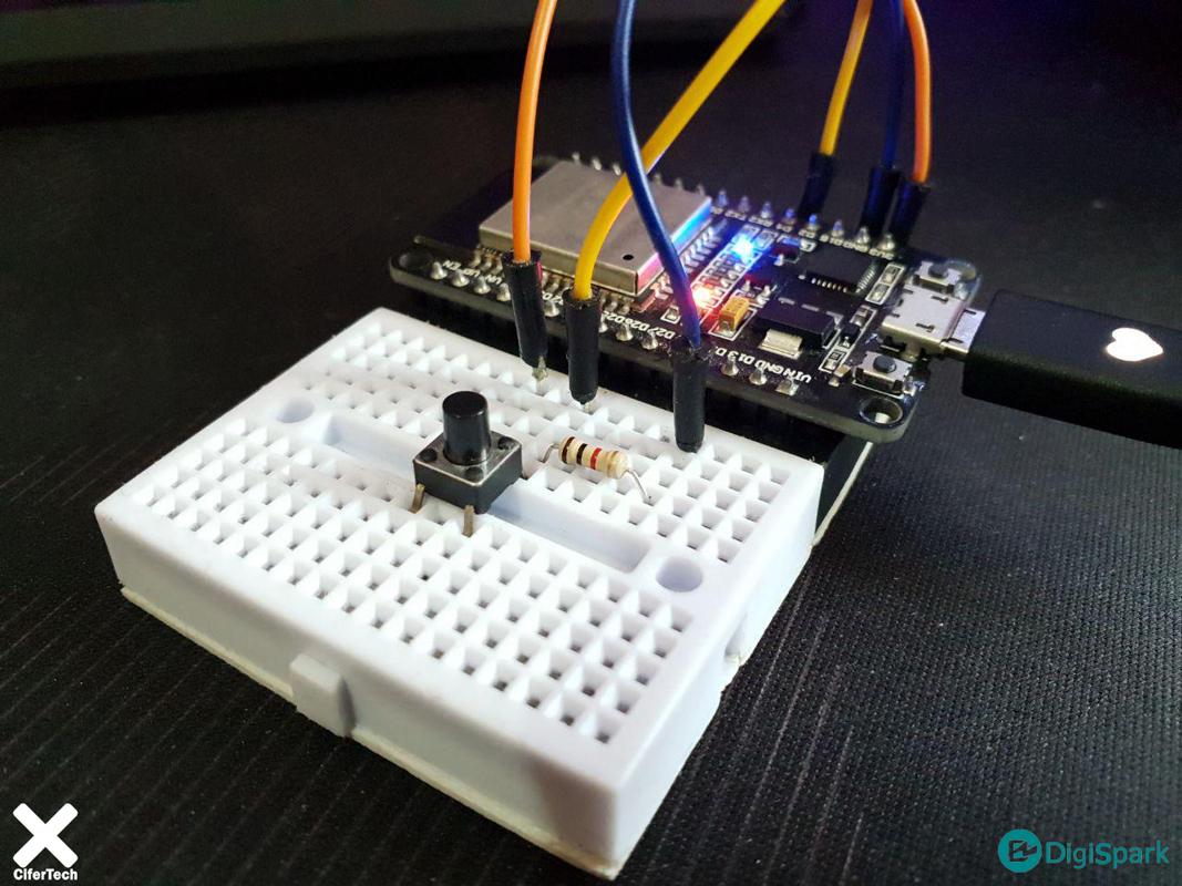 کنترل وسایل برقی از راه دور با برد ESP32 - دیجی اسپارک
