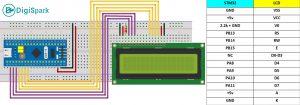 LCD & STM32