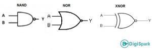 شناخت گیتهای منطقی NOR، NAND، XNOR - دیجی اسپارک