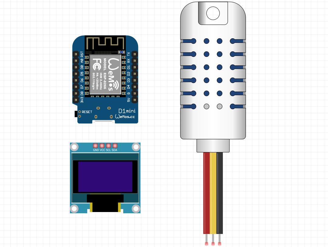 تجهیزات ساخت دماسنج IoT با ویموس و پلتفرم اینترنت اشیا - دیجی اسپارک