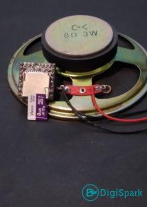 ماژول MP3 PLAYER با رابط سریال - دیجی اسپارک