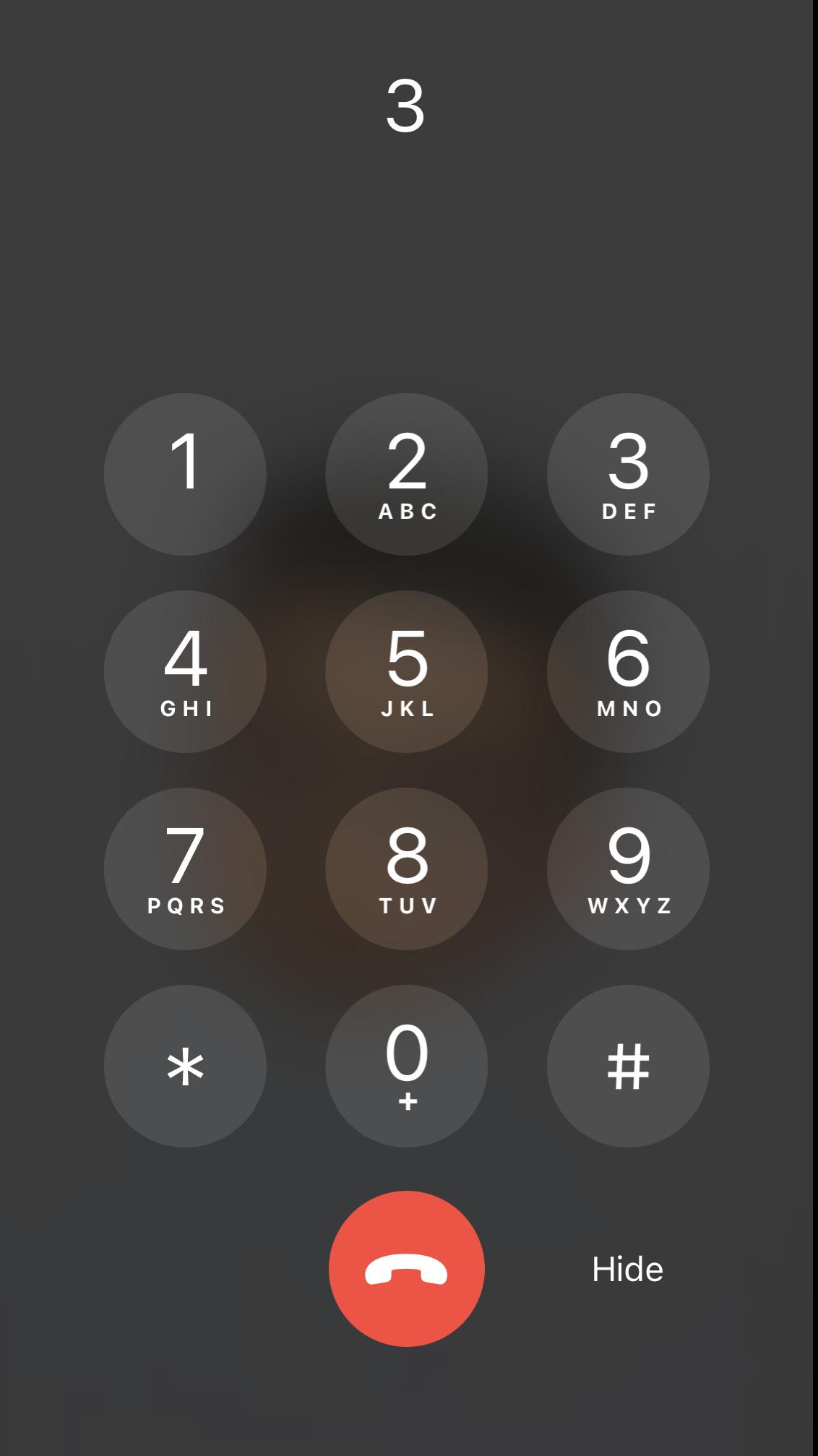 Call_Keypad