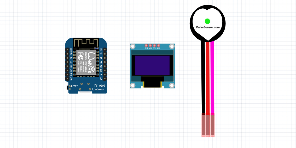 Making a simple ECG device with Pulse Sensor