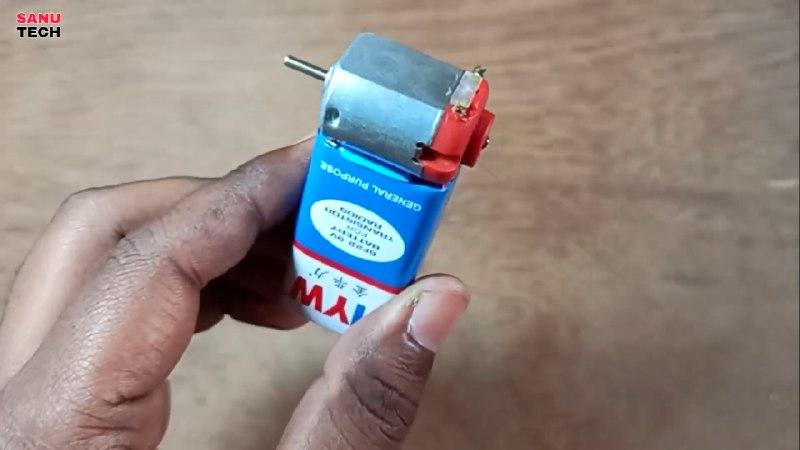 اتصال موتور آرمیچر برای ساخت ربات پول جمع کن - دیجی اسپارک