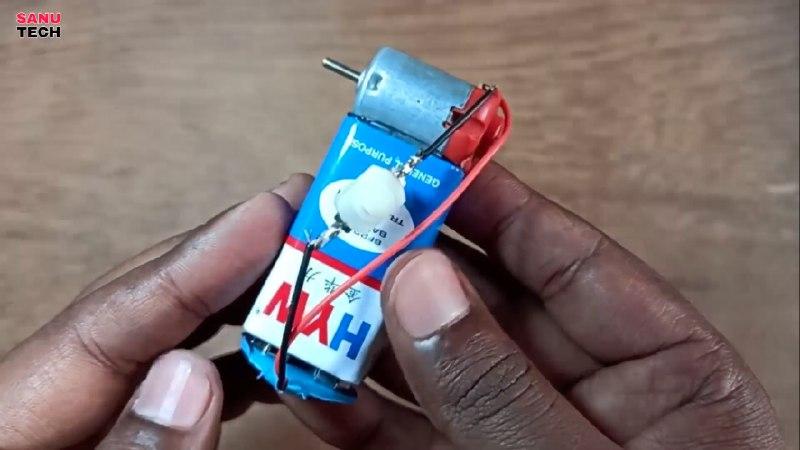 اتصال کلید جهت قطع و وصل جریان برق در ربات پول جمع کن - دیجی اسپارک