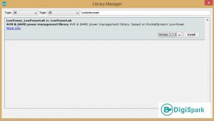 Analysis and review of LowPower.h library