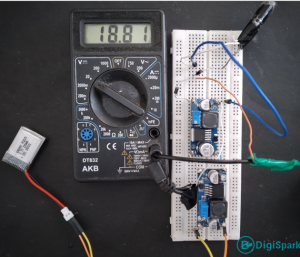 Design and implementation of fast performance backup battery circuit