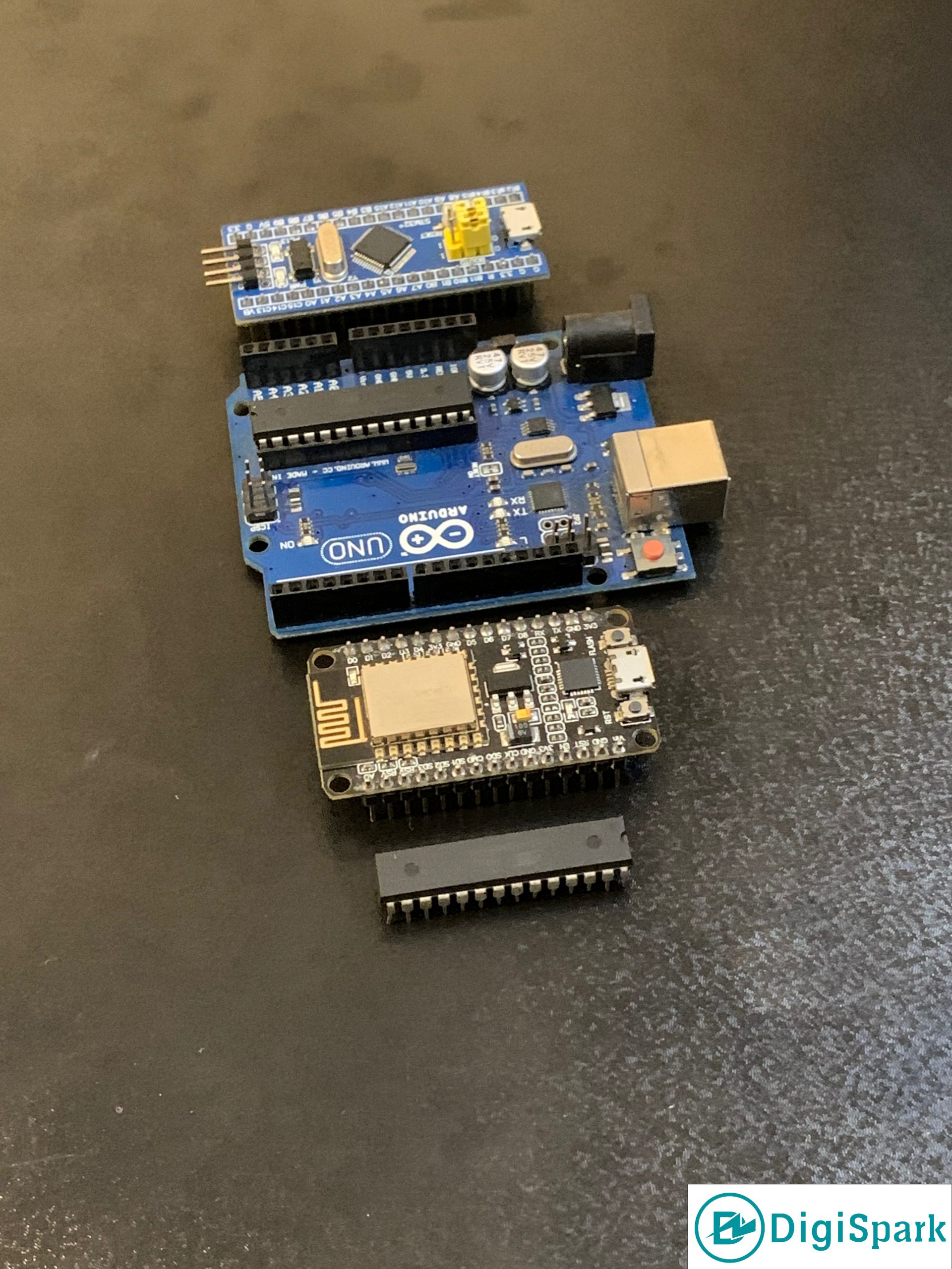 کتابخانه stdio.h قابل استفاده در انواع میکروکنترلر ها