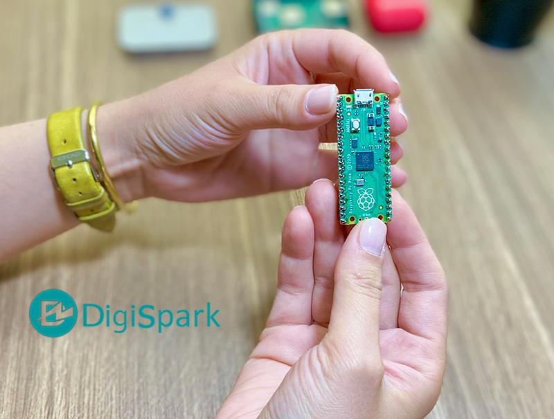 آموزش راه اندازی رزبری پای پیکو Pico با نرم افزار Arduino و Thonny - دیجی اسپارک