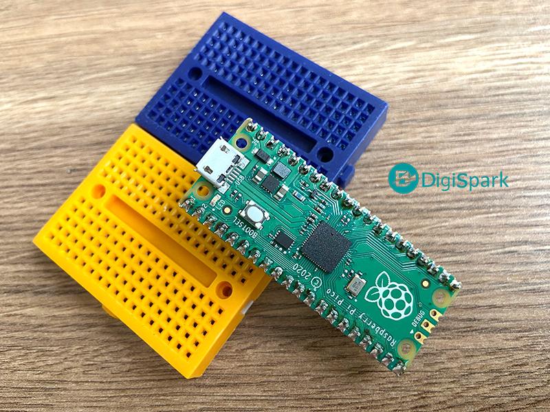 راه اندازی circuitPython روی رزبری پای پیکو - دیجی اسپارک