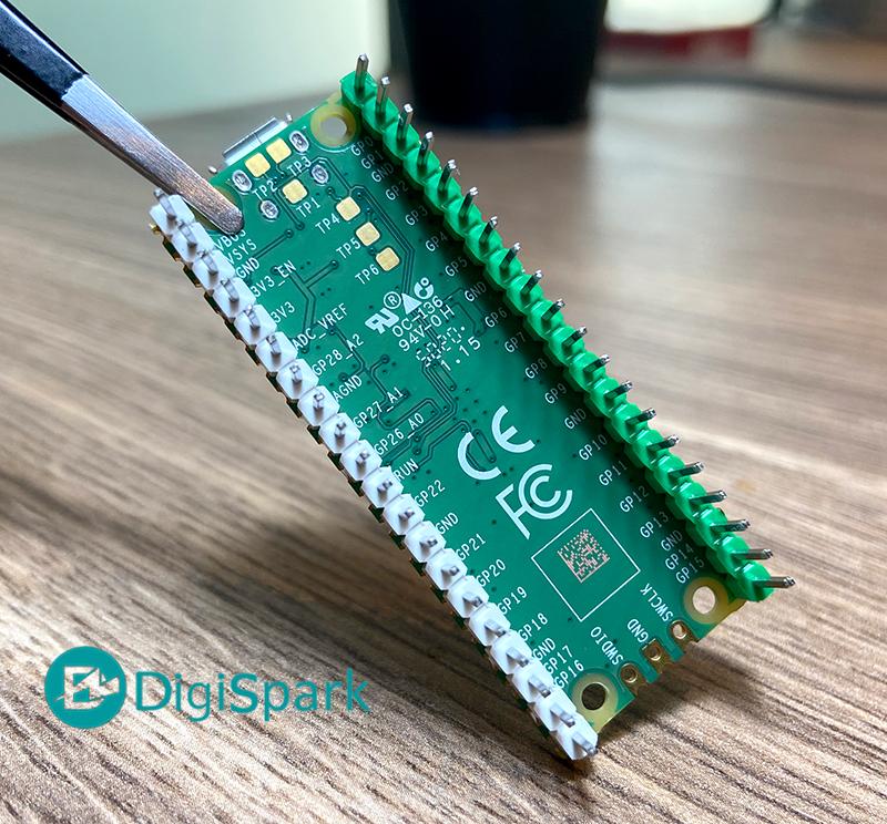 پایه های GPIO رزبری پای پیکو Pico - دیجی اسپارک