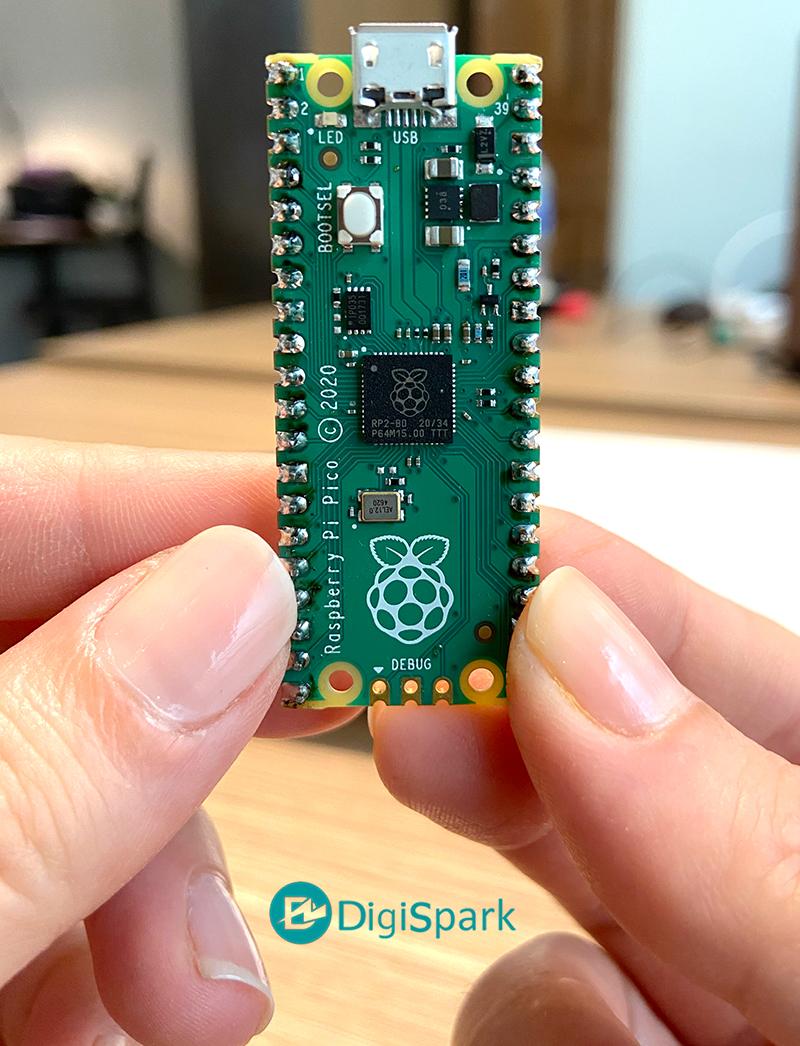 معرفی برد رزبری پای پیکو Raspberry Pi Pico - دیجی اسپارک