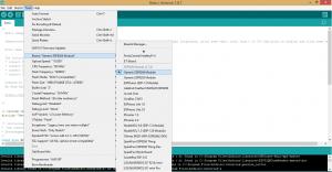 فرآیند نصب هسته esp8266 در آردوینو - دیجی اسپارک
