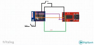 نحوه آپلود برنامه روی ESP8266-12E - دیجی اسپارک