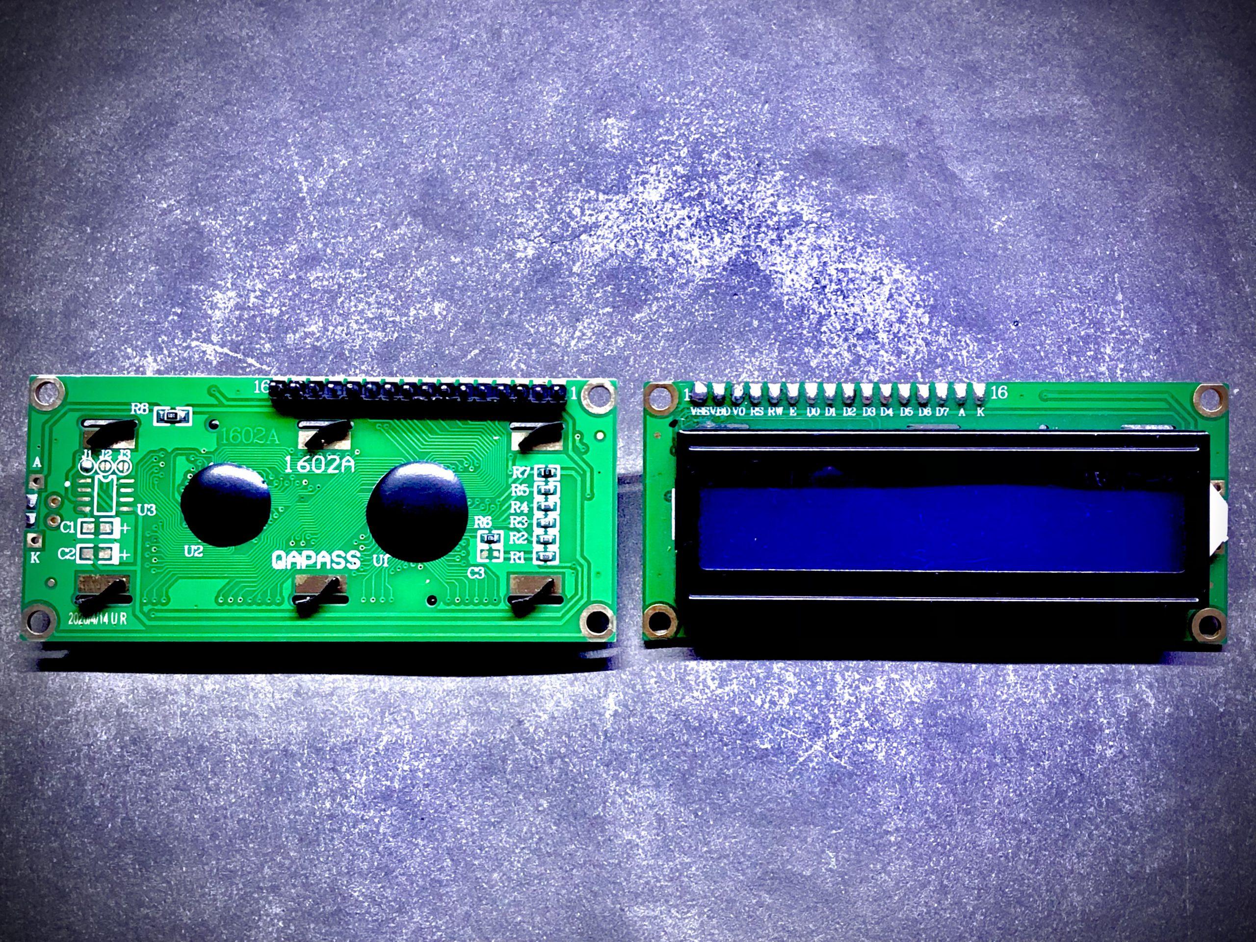 Ch LCD