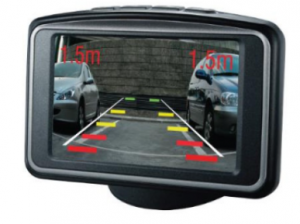 Design and implementation of car rear view camera with the help of ESP32CAM