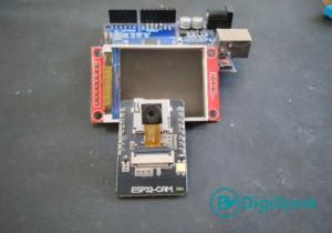 پروژه ساخت دوربین دنده عقب با ESP32-Cam - دیجی اسپارک