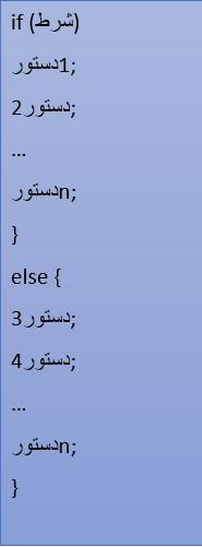 روش دوم ساختار تصمیم if در برنامه نویسی آردوینو - دیجی اسپارک