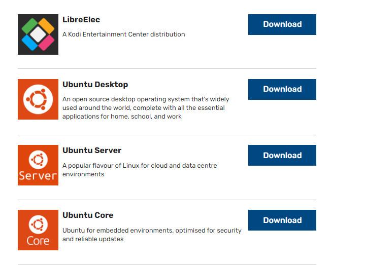نرم افزارهای جانبی Third-party software رزبری پای - دیجی اسپارک