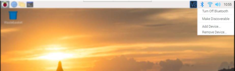 اصول اتصال به بلوتوث رزبری پای - دیجی اسپارک